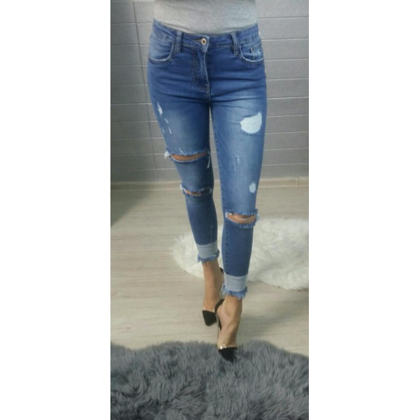 Slim fit jeans Queen